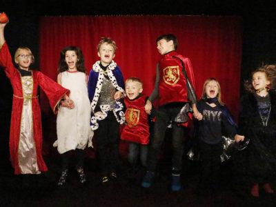 Theaterkurs In Den Sommerferien