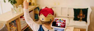 Online Kindertheaterkurs 9-13 Jahre